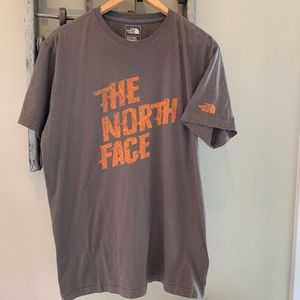 The North Face slim fit tee